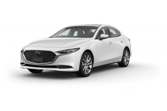 2021 MY20 Mazda 3 BP G25 Astina Sedan Other Image 2
