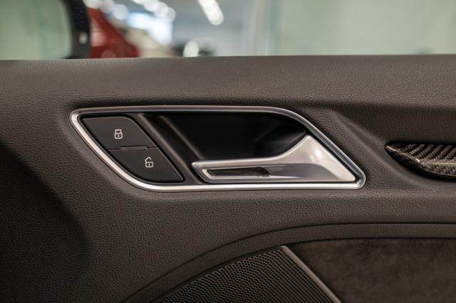 2016 Audi RS 3 Sportback 8V 2.5 TFSI Quattro S-tronic Hatchback Image 34