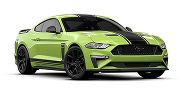 New Ford Mustang R-Spec