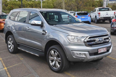 2018 Ford Everest UA Titanium 4WD Suv