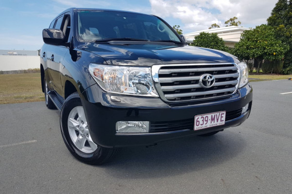Toyota Landcruiser Sahara VD