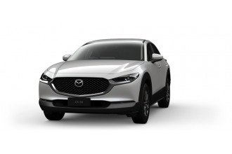 2020 Mazda CX-30 DM Series G20 Pure Wagon Image 3