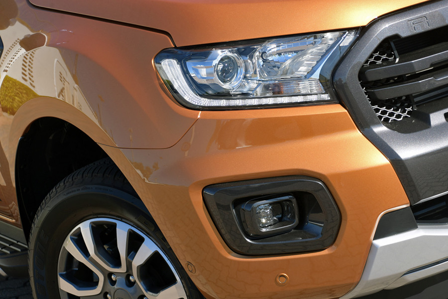 2018 MY19.00 Ford Ranger PX MkIII 2019.0 Wildtrak Utility Mobile Image 2