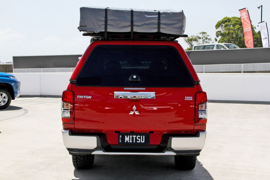 2019 Mitsubishi Triton MR GLS Double Cab Pick Up 4WD Cab chassis