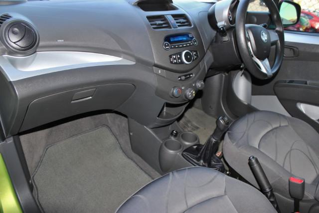 2011 Holden Barina Spark MJ  CD Hatchback Mobile Image 11
