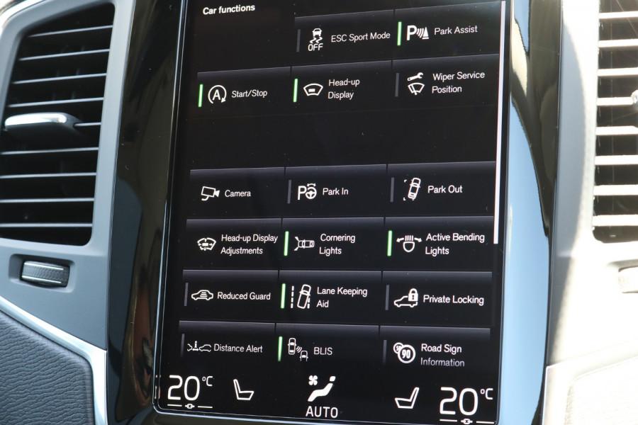 2020 Volvo XC90 L Series D5 Momentum Suv Image 14