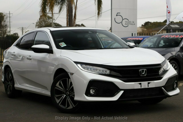 2019 Honda Civic Sedan 10th Gen VTi-LX Hatchback