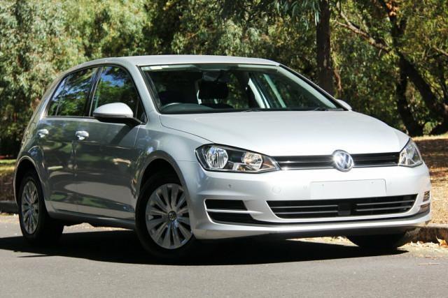 2015 Volkswagen Golf VII MY15 90TSI DSG Hatchback