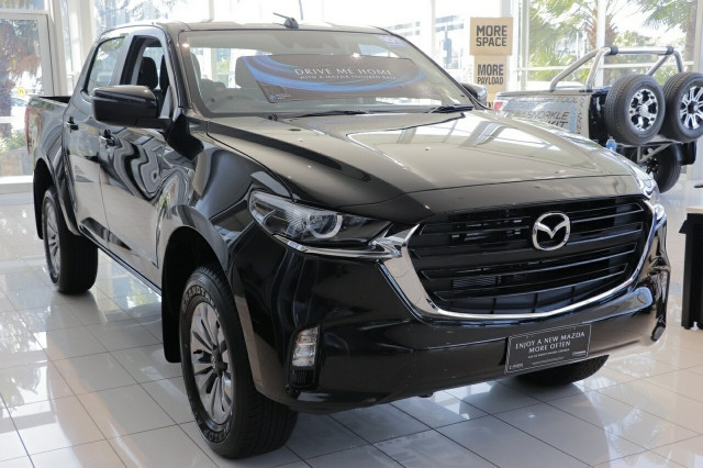 2020 MY21 Mazda BT-50 TF XT 4x4 Cab Chassis Cab chassis Mobile Image 1