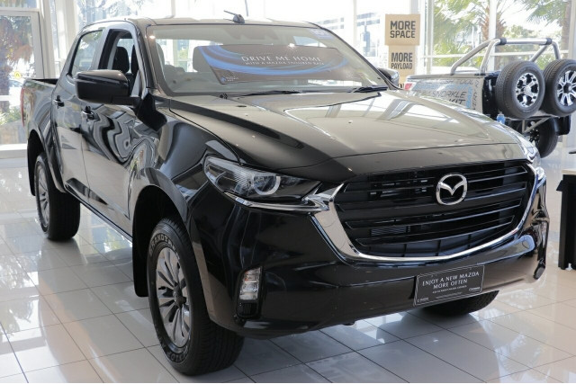 2020 MY21 Mazda BT-50 TF XT 4x4 Cab Chassis Cab chassis