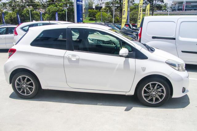 2012 Toyota Yaris Hatchback