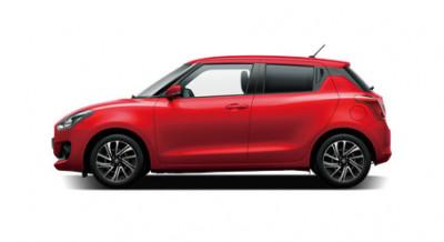 New Suzuki Swift