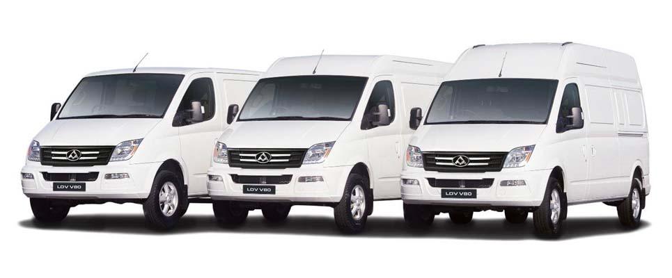 3071e93aea New LDV V80 Van for sale in Mitchell