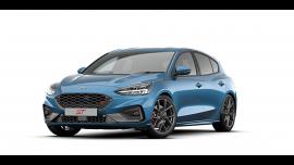 2020 MY20.25 Ford Focus SA ST Hatch