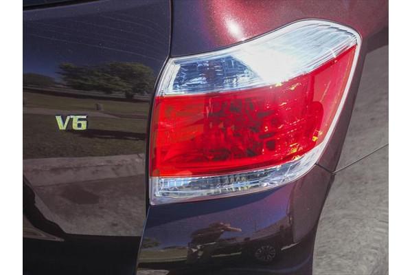 2012 Toyota Kluger GSU40R MY12 Grande Suv Image 3