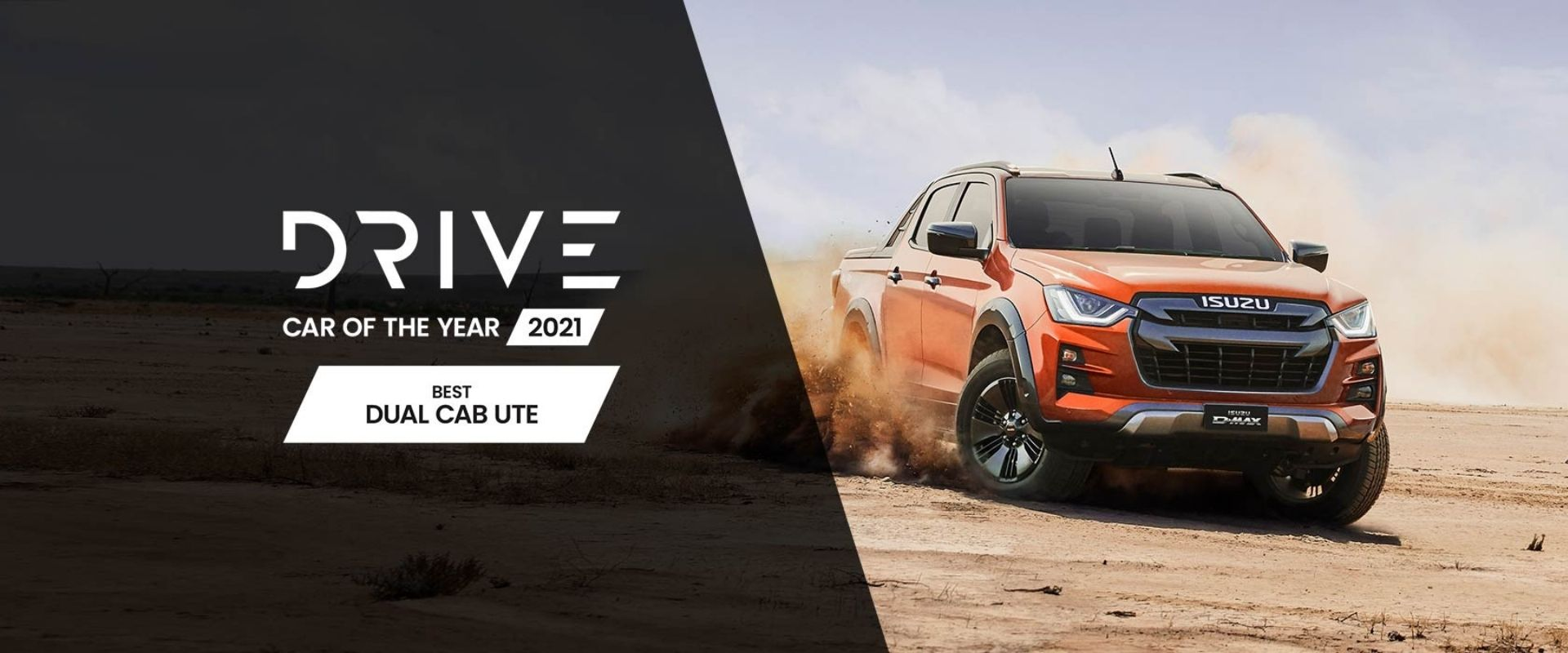 Drive Car Of The Year 2021 - Best Dual Cab Ute