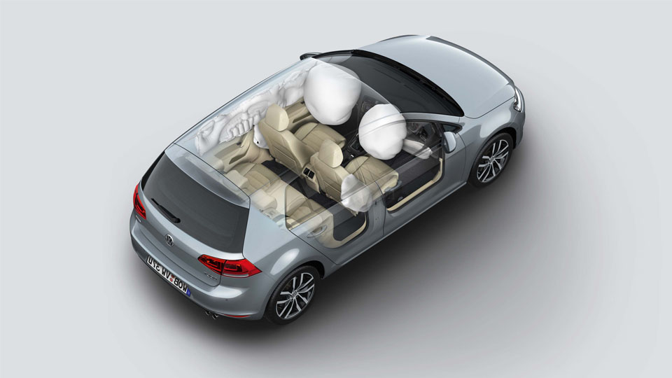 Nine Airbags Image
