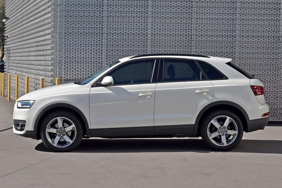 2014 Audi Q3 TDI