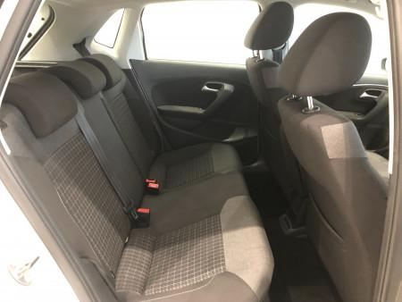 2015 Volkswagen Polo 6R 81TSI Comfortline Hatchback