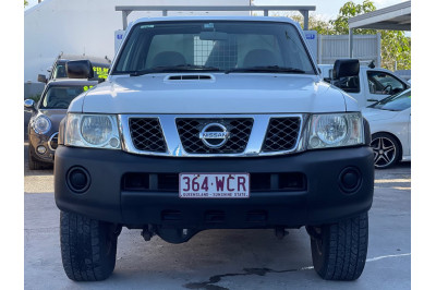 2008 Nissan Patrol GU 6 MY08 ST Cab chassis Image 4