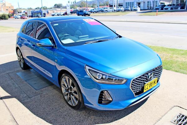 2017 MY18 Hyundai I30 PD  SR SR - Premium Hatchback