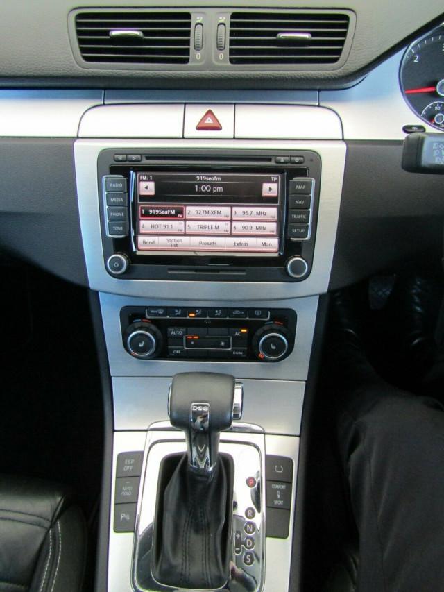 2010 Volkswagen Passat Type 3CC MY10 125TDI DSG CC Coupe Mobile Image 13
