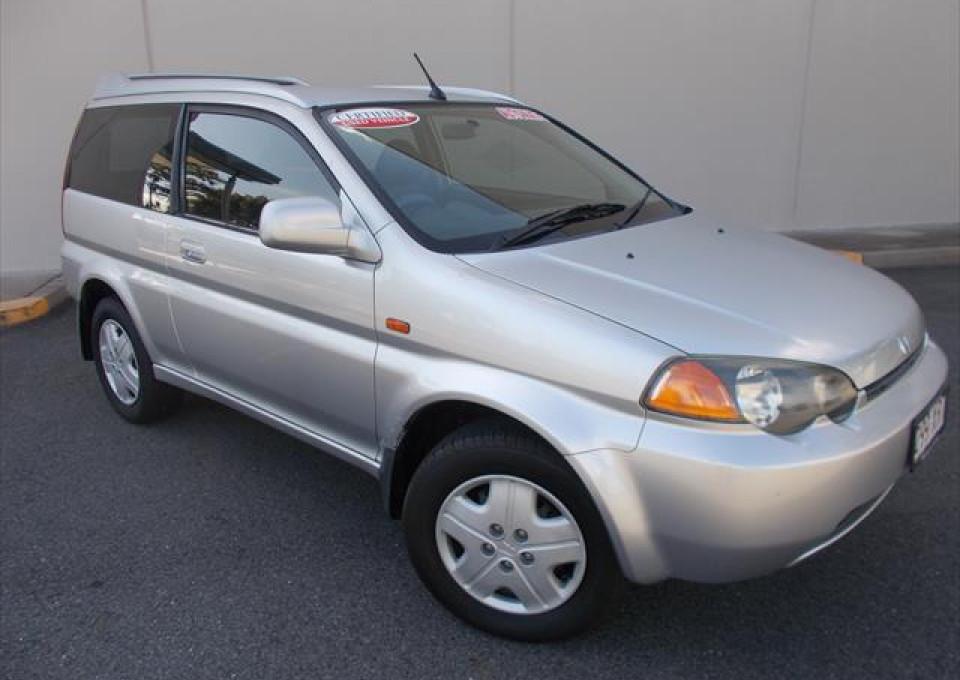 2000 Honda Hr-v Suv