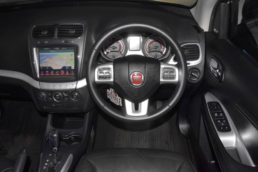 2013 Fiat Freemont Lounge