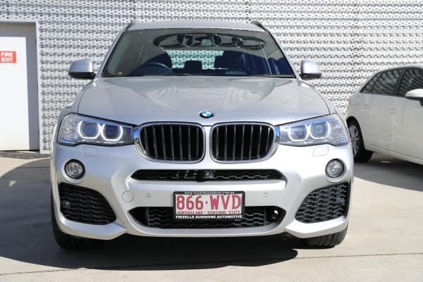 2016 BMW X3 F25 LCI xDrive20d Suv Image 2