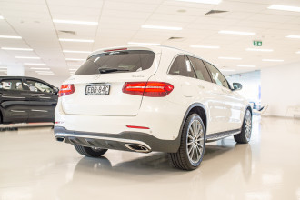 2017 MY07 Mercedes-Benz Glc-class X253  GLC250 Wagon