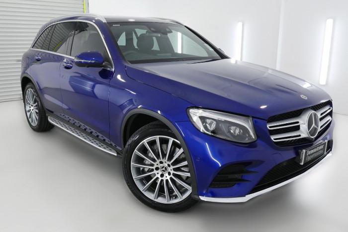 2019 Mercedes-Benz C Class GLC250 Wagon