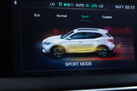 2020 MG HS SAS23 Excite Wagon Image 4