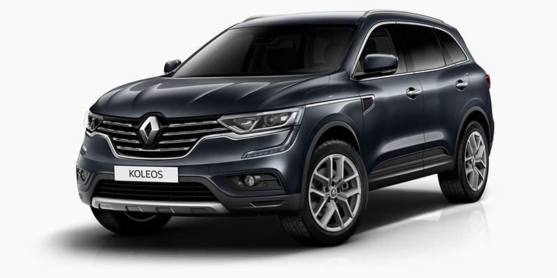 2018 Renault Koleos HZG Zen Suv
