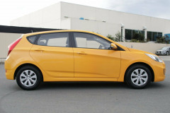 2016 MY17 Hyundai Accent RB4 MY17 Active Hatchback