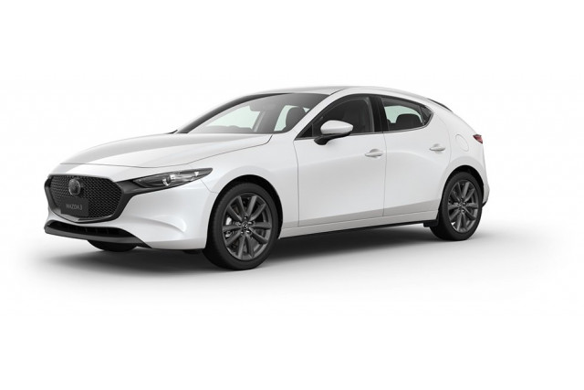 2021 MY20 Mazda 3 BP G20 Touring Hatch Hatchback