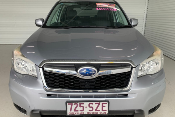 2013 Subaru Forester S4 2.0D-S Suv Image 2