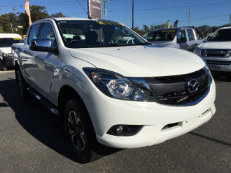 Mazda BT-50 XTR UR0YG1 Turbo