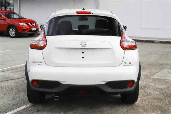 2018 Nissan JUKE F15 MY18 Ti-S Hatchback