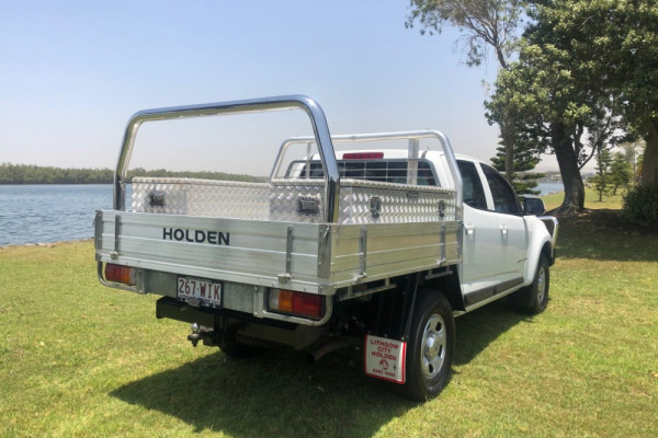 2015 Holden Colorado RG MY15 LS Cab chassis Image 4