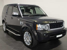 Land Rover Discovery 4 HSE Luxury Series 4 Tw.Tur