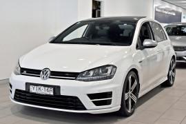 Volkswagen Golf R 7