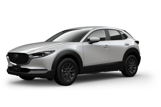 2021 MY20 Mazda CX-30 DM Series G20 Pure Wagon