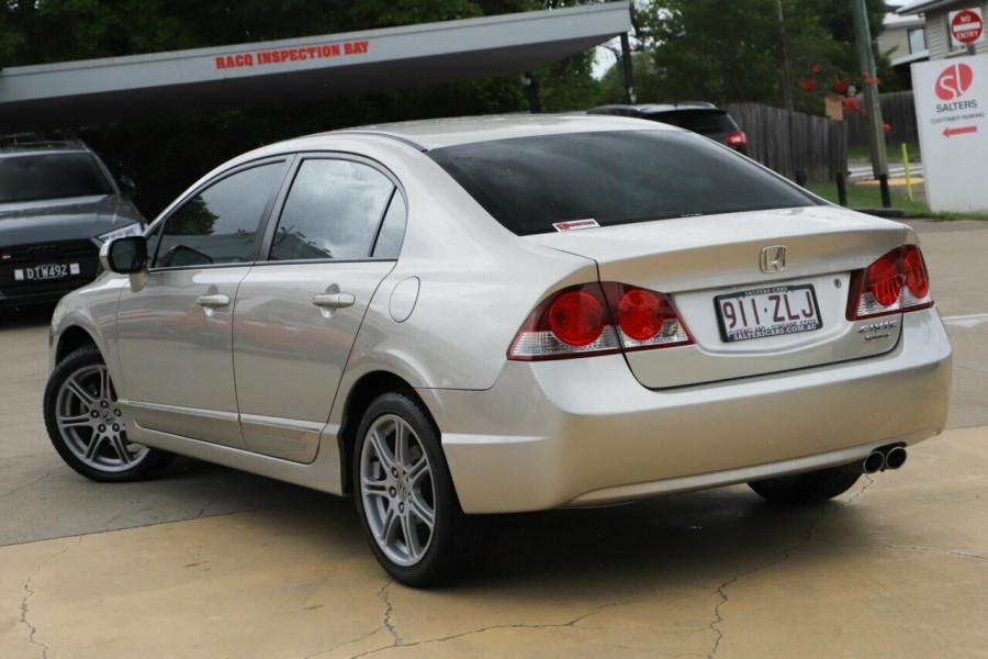 2008 Honda Civic 8th Gen MY08 Sport Sedan
