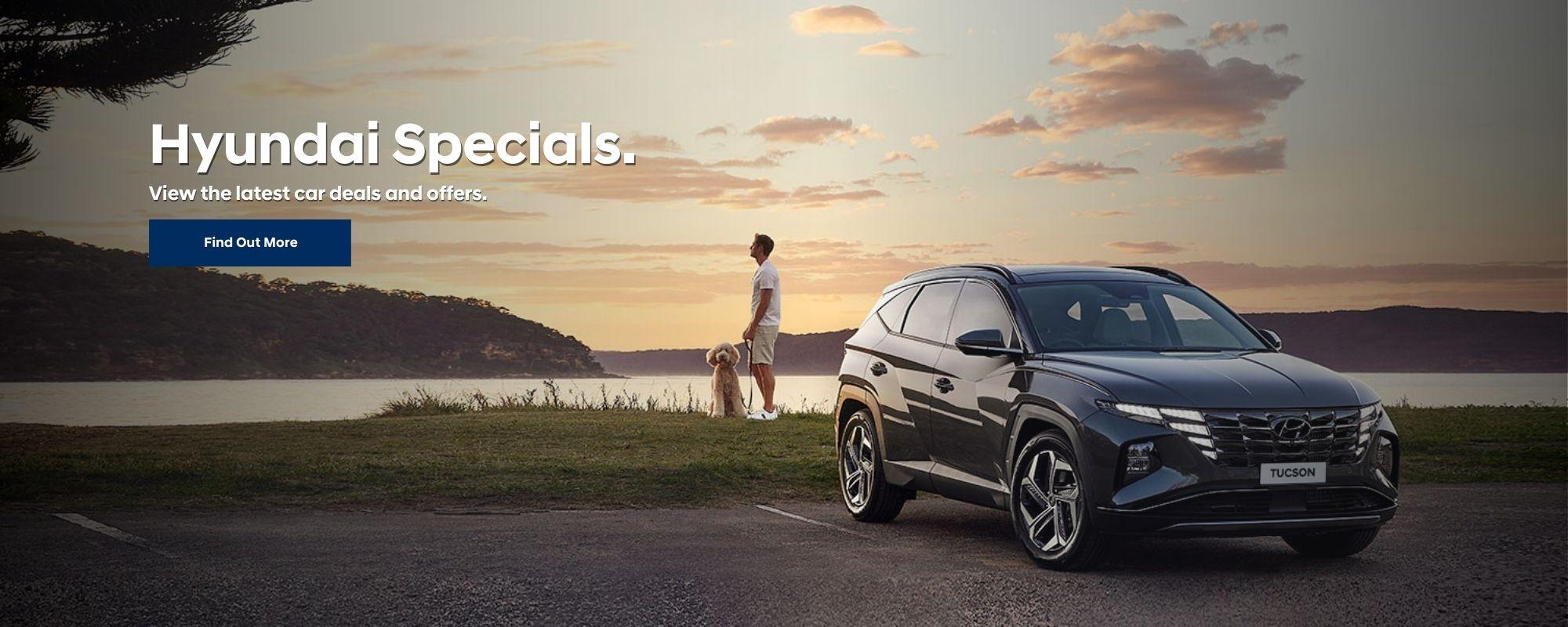 Hyundai Specials.