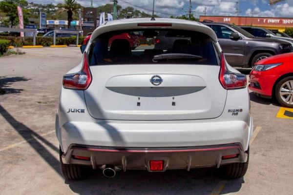 2018 Nissan Juke F15 MY18 Nismo RS (FWD) Suv Image 4