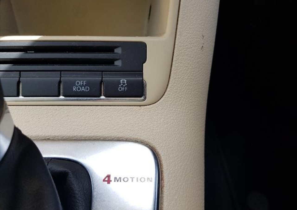 2010 Volkswagen Tiguan 5N  147TSI Wagon