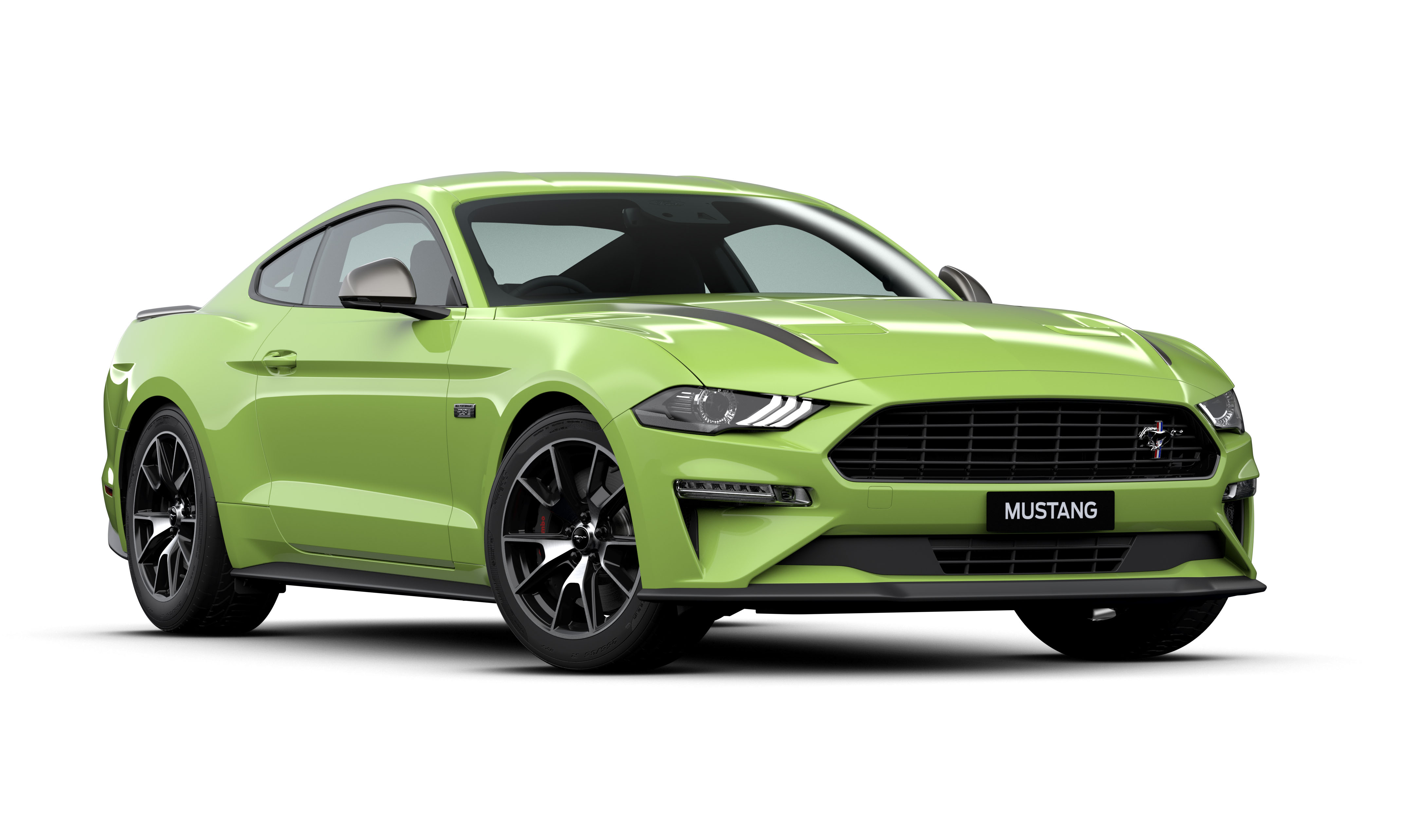 2019 MY20 Ford Mustang FN High Performance Fastback Coupe