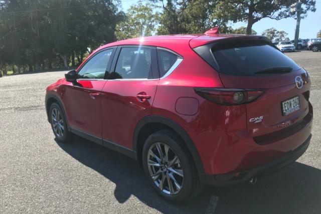 2019 Mazda CX-5 KF Akera Suv Image 5