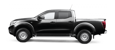 NAVARA SILVERLINE DUAL CAB 4WD MANUAL