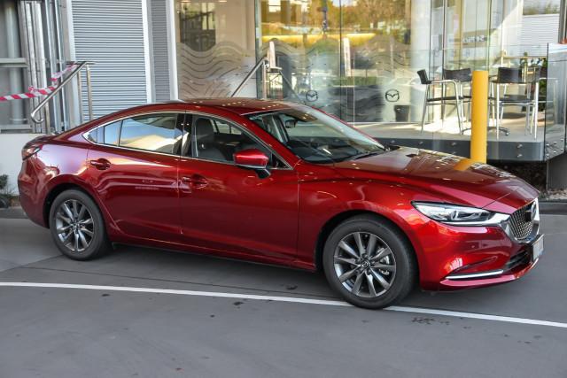 2019 MYil Mazda 6 GL Series Touring Sedan Sedan Image 5